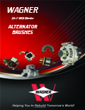 Alternator Brush Product Catalog