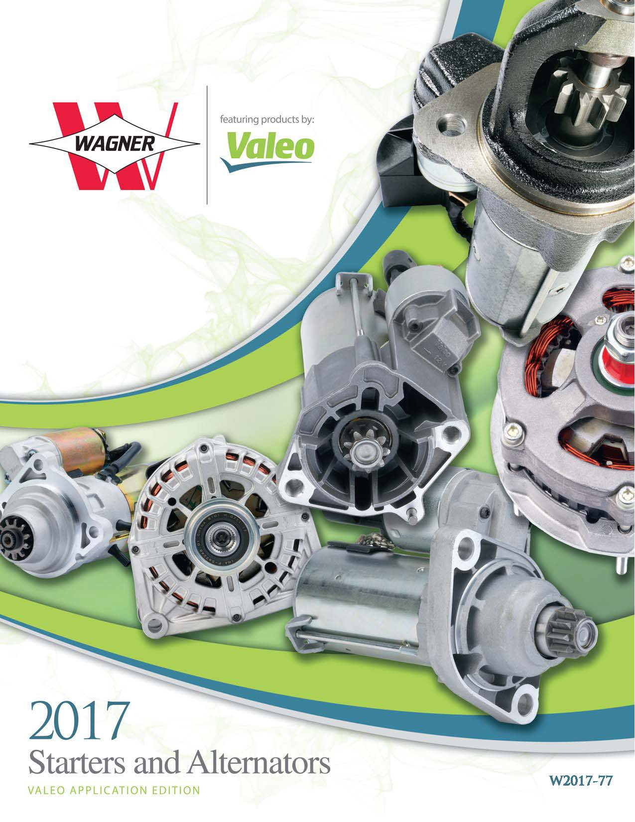 Valeo Alternator and Starter Product Catalog